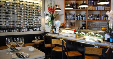 Mont Bar: Un templo de la cocina gourmet