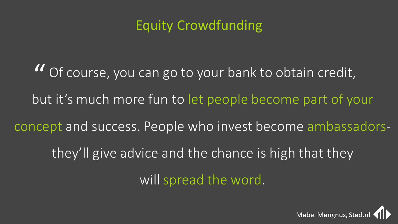 crowdfunding quote