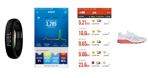 el futuro de las apps - nike