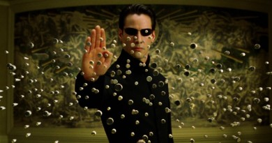 realidad virtual - matrix