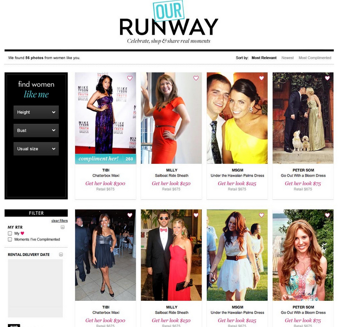 digital fashion-rent-the-runaway